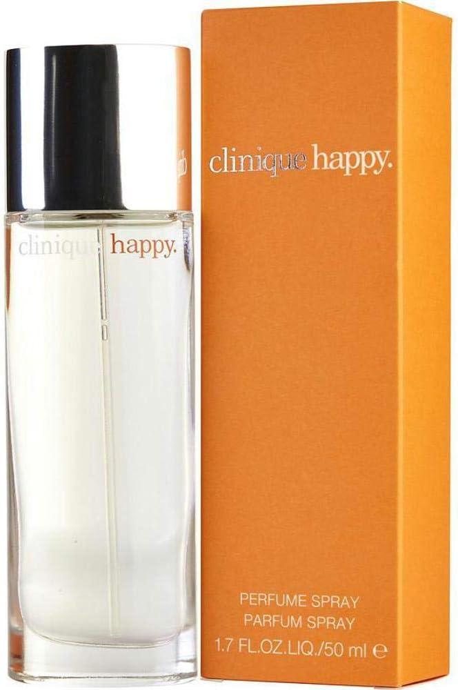 Clinique Happy To Be Women, Eau de Parfum, 1er Pack (1 x 50 ml): Amazon.es: Belleza
