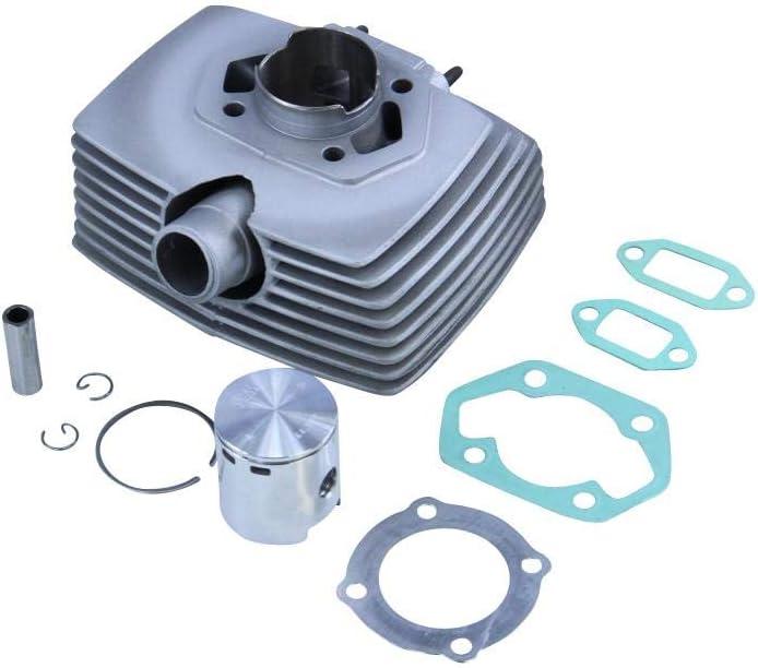 Z/ündapp 70 CCM Tuning Zylinder Kit Minitherm luftgek/ühlt Rennkit Racing 45mm Zylinder Bohrung