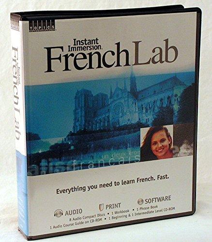 Language Lab French Audio CD