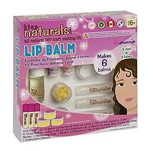 Kiss Naturals: DIY Lip Balm Making Kit