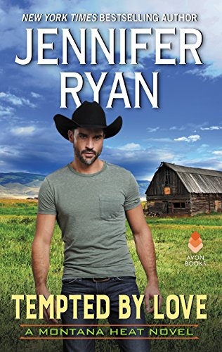 Tempted by Love: A Montana Heat Novel by [Ryan, Jennifer]