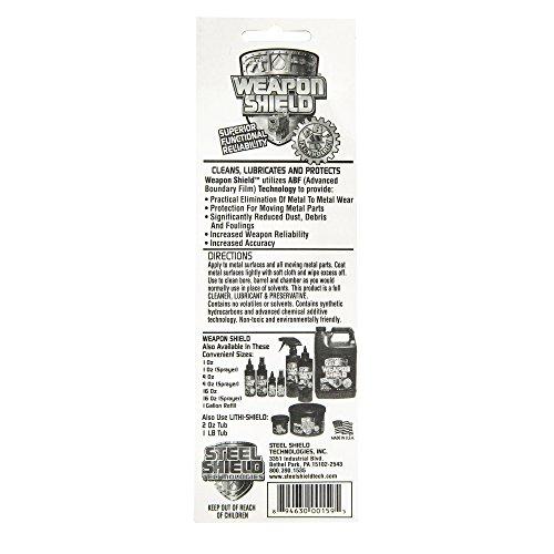 Amazon.com : Steel Shield Weapon Shield Oiler Pen - 0.25 oz ...