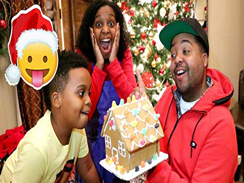 Review Christmas Gingerbread House Surprise