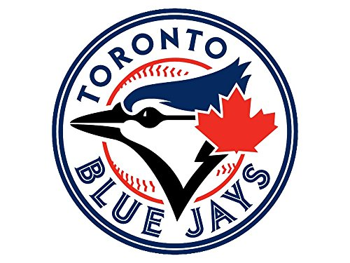 (Rico MLB Toronto Blue Jays Small Static Decal)