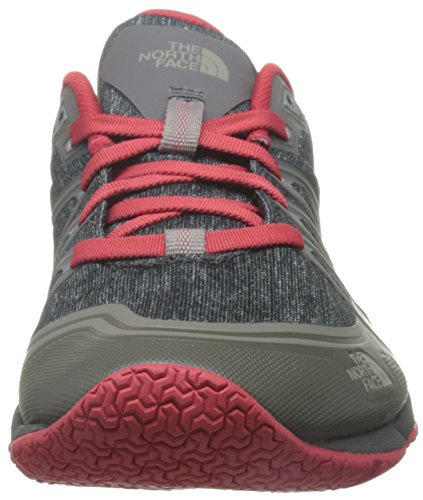 The North Face T0cxu1, Zapatillas de Senderismo Mujer Gris (NNY)