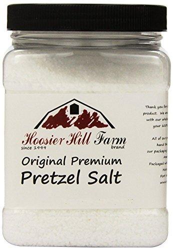 Hoosier Hill Farm Coarse Pretzel Salt (5 - Salt Pretzel