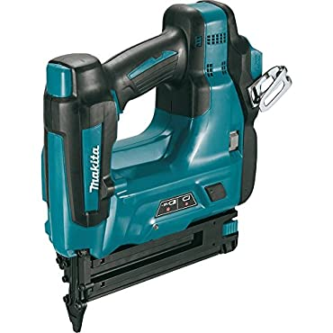 Makita XNB01Z 18V LXT Lithium-Ion Cordless 2 Brad Nailer, 18 Ga., Tool Only