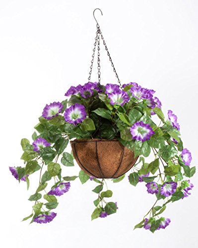 Assembled Petunia Hanging Oakridge OutdoorTM