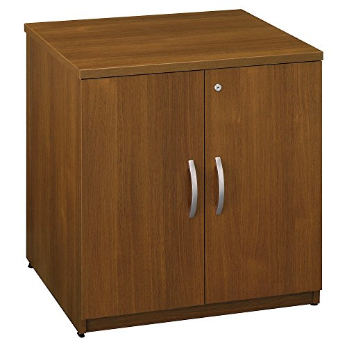 Bush Business Furniture WC67596 Series C 30W Storage Cabinet, Warm Oak by Bush Business Furniture