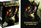 Boondock Saints All Saints Day 1000 Piece Jigsaw Puzzle