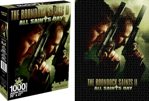 Cult Classics Jigsaw - Boondock Saints All Saints Day 1000 Piece Jigsaw Puzzle