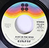 Kirshner 45 RPM Dust in the wind / Paradox