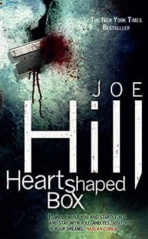 Heart-Shaped Box by [Hill, Joe]