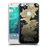 Official HBO Game Of Thrones Westeros Map Key Art Hard Back Case for Google Pixel XL