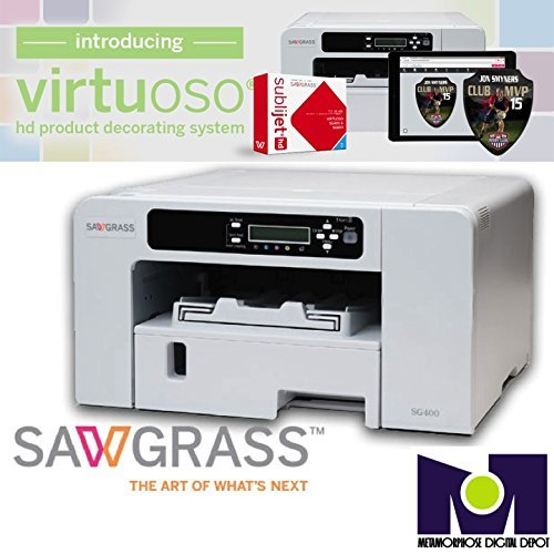 Sawgrass Virtuoso SG400 (Ricoh based) Complete Sublimation Printer Kit