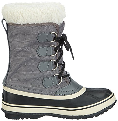 Sorel Winter Carnival, Ladies Snow Boots Grey (peltro, Nero 035)