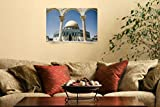 Wall Art Print entitled Dome Of The Rock. Jerusalem, Israel by Design Pics