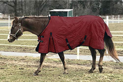 Chicks Rugged Ride 1200 Denier Waterproof Turnout Sheet - Solids