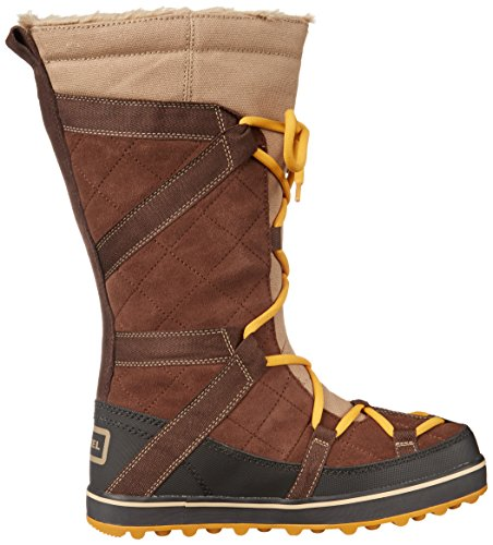 Tobaco Explorer Weather 256 Women's Sorel Cold Boot Brown Glacy 7ZwSq