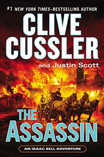 The Assassin by Clive Cussler and Justin Scott