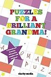 Puzzles For A Brilliant Grandma