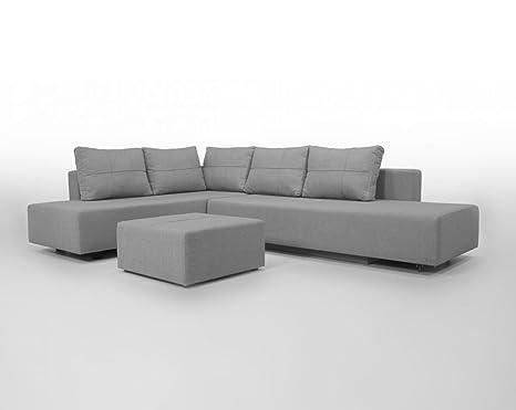 FEYDOM Gemini a Dormir sofá sofá Cama Doble, webstoff ...