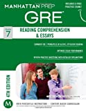 GRE Reading Comprehension & Essays (Manhattan Prep GRE Strategy Guides) offers