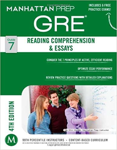 What might be good reading for GRE Writing section?