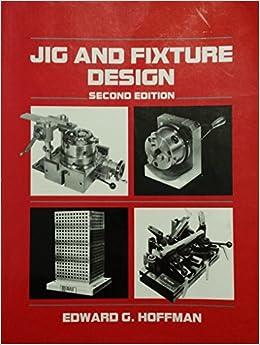 Jig and fixture design book