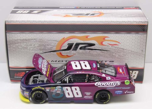 Lionel Racing Dale Earnhardt Jr # 88 Goody's Mixed Fruit Blast 2017 Chevrolet Camaro 1:24 Scale HO Official Diecast of the NASCAR Xfinity Series