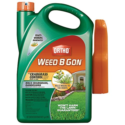 Ortho B Gon Max Plus Crabgrass Control Trigger Weed Kille...