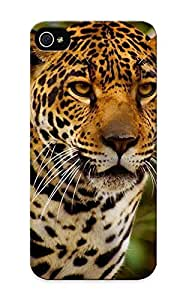 Ideal Rightcorner Case Cover For Iphone 5/5s(Animal Jaguar), Protective Stylish Case