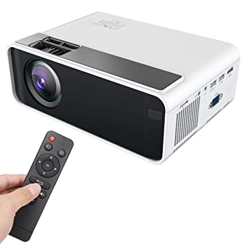 Garsent Mini Proyector, Full HD 1080P WiFi LED Proyector de Cine ...