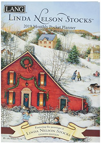 (The LANG Companies Linda Nelson Stocks 2019 Monthly Pocket Planner (19991003179))
