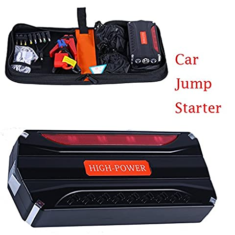 Finlon 68800mAh Portable Car Jump Starter Pack Booster Battery Charger 4 USB Power Bank - Special Attack Booster Pack