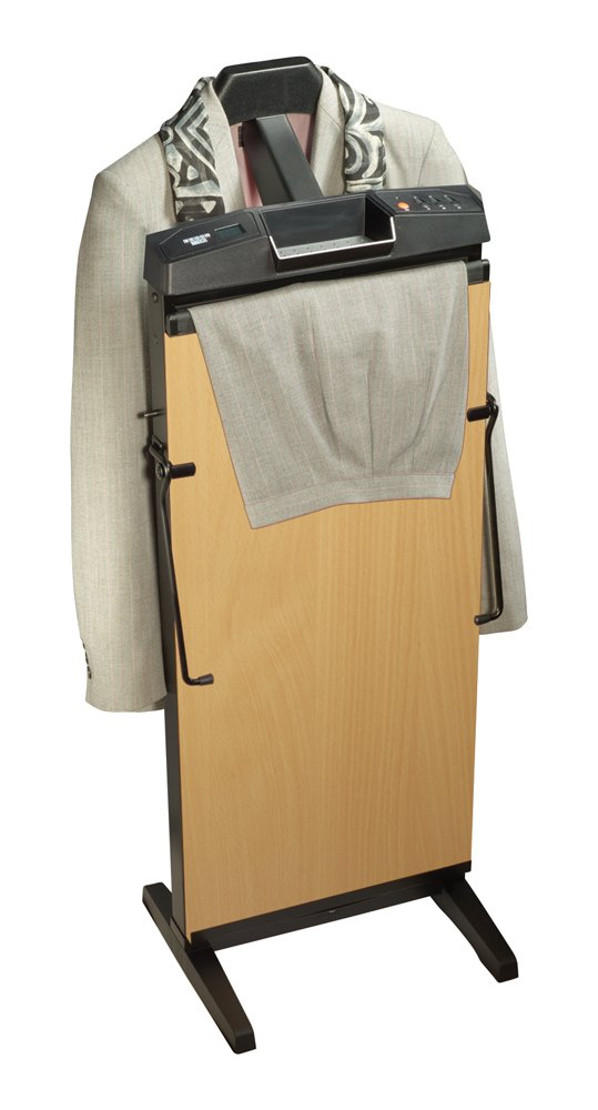 Corby 7700 Beech Trouser Press Great gift idea Ironing Ironing_Utility Valet Stand