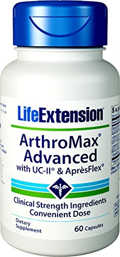 Life Extension Arthromax Advanced with UC-II and AspresFlex, 60 Capsules