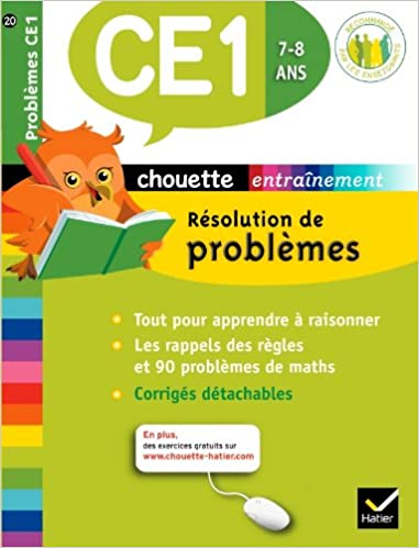 En ligne téléchargement Chouette - Résolution de problèmes CE1 epub pdf