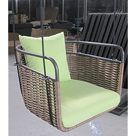 51r7EmOMJjL._SS450_ Wicker Swings and Wicker Porch Swings