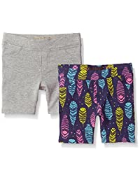 Vigoss - Pantalones Cortos para niña (2 Unidades), diseño de Bermuda