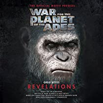 WAR FOR THE PLANET OF THE APES: REVELATIONS: THE OFFICIAL MOVIE PREQUEL
