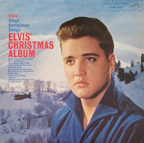 Elvis Sings Christmas Songs: Elvis' Christmas Album - Elvis Presley Record Sales