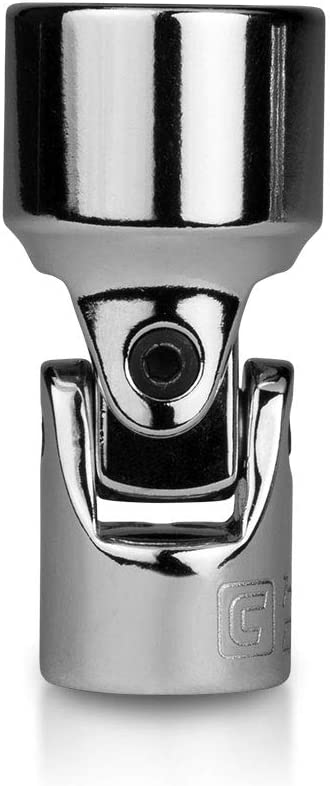 Metric 6-Point 1//4-Inch Drive Capri Tools 5 mm Universal Socket