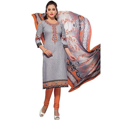 Indian Cotton Salwar Kameez - 5