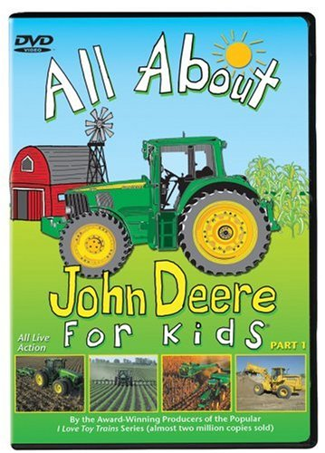 for Kids Part 1 (Tractor Harvest)