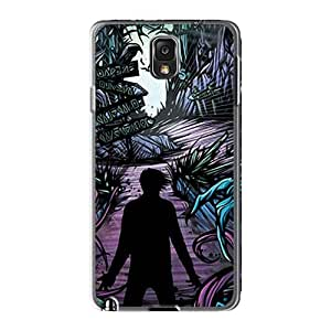 Samsung Galaxy Note3 Jdu1388wbuY Customized HD Bring Me The Horizon Band Bmth Series Shock-Absorbing Hard Cell-phone Cases -AlissaDubois