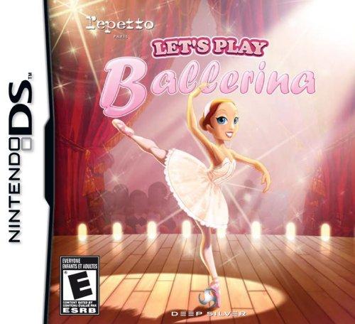 Let's Play Ballerina - Nintendo DS
