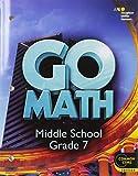 img - for Go Math!: Student Interactive Worktext Grade 7 2014 book / textbook / text book