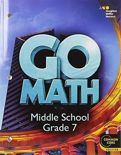 Go Math 7th Grade