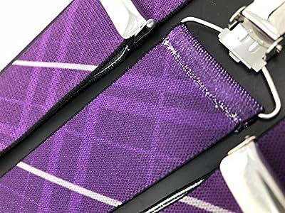 Indiana University Hoosiers Oxford Suspenders